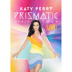 Katy Perry - The Prismatic World Tour: Live - DVD