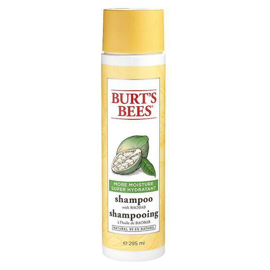 Burt's Bees More Moisture Shampoo with Baobab - 295ml