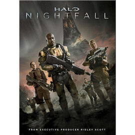 Halo: Nightfall - DVD