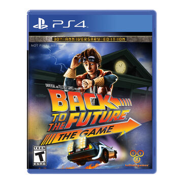 PS4: Back to the Future: 30th Anniversary Edition
