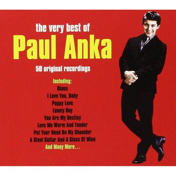 Paul Anka - The Very Best Of Paul Anka - 2 CD