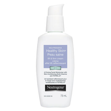 Neutrogena Healthy Skin Lift & Firm Facial Moisturizer Cream - 73ml - SPF 15