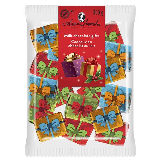 Laura Secord Milk Chocolate Present - 300g