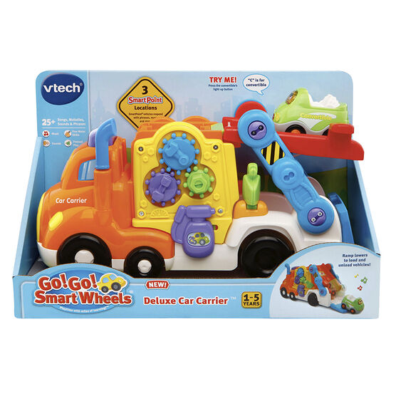 Vtech Go Go Smart Wheels - Deluxe Car Carrier