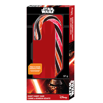 Star Wars Giant Candy Cane - 57g