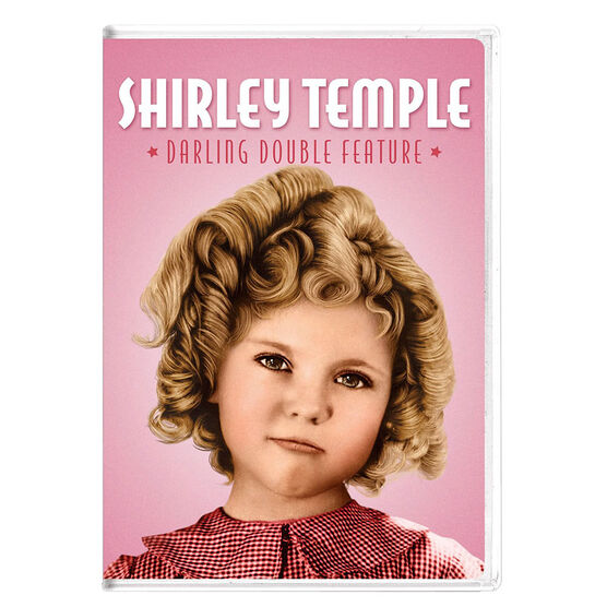 Shirley Temple: Darling Double Feature - DVD