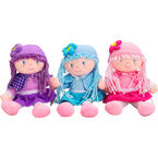 Fleurs de Lit Plush Doll - Assorted