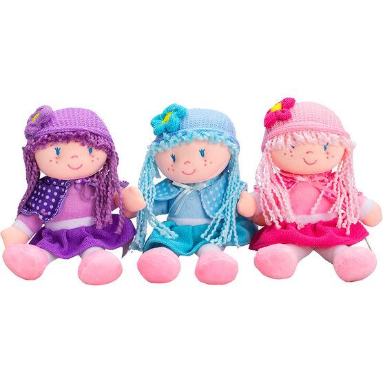 Fleurs de Lit Plush Doll - Assorted