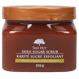 Tree Hut Shea Sugar Scrub - Hawaiian Kukui - 510g