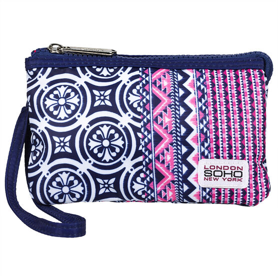 London Soho New York Wristlet - Medallion - 65E5247YK