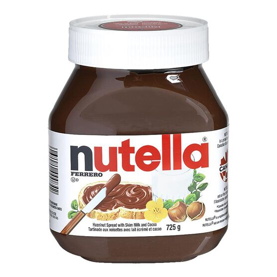 Nutella Hazelnut Chocolate Spread - 725g