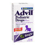 Advil Pediatric Drops - Grape - 15mL