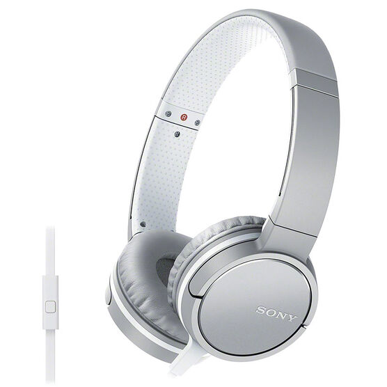 Sony On-Ear Headphones - MDRZX660AP