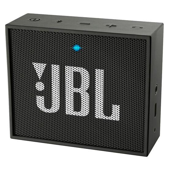 JBL GO Mini Portable Bluetooth Speaker - Black - JBLGOBLK