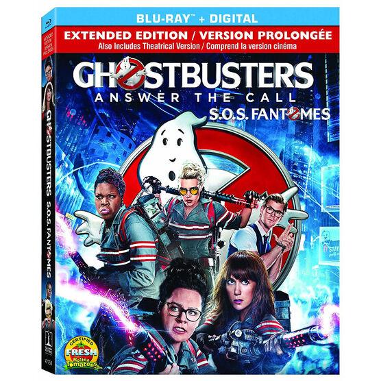 Ghostbusters (2016) - Blu-ray