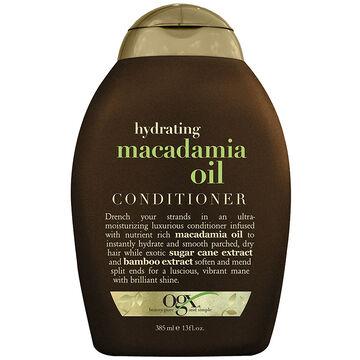 OGX Hydrating Macadamia Oil Conditioner - 385ml