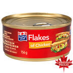 Maple Leaf Flakes of Chicken - 156g