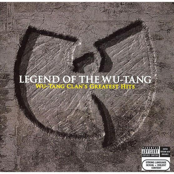 Wu-Tang Clan - Legend of the Wu-Tang: Wu-Tang Clan's Greatest Hits - Vinyl
