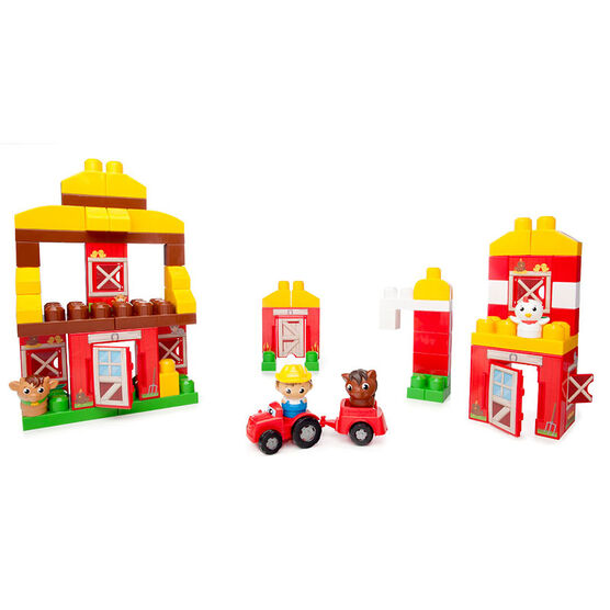 Mega Bloks First Builders Friendly Farm - CNG27