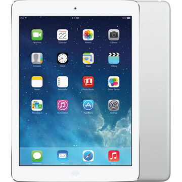 iPad Air with Wi-Fi & Cellular 32Gb Silver