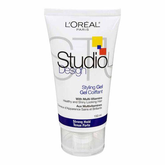 LOreal Studio Line Strong Hold Design Gel 150ml