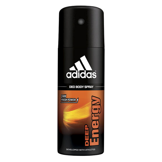 Adidas Deodorant Body Spray - Deep Energy - 113g