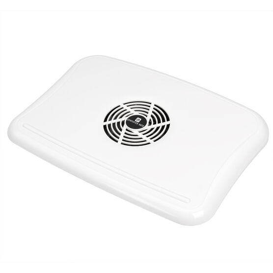 Certified Data Cushion Laptop Cooling Pad - White - HY-CF-6532