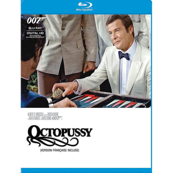 Octopussy (1983) - Blu-ray