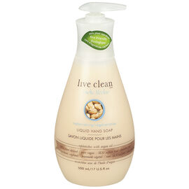 Live Clean Exotic Nectar Argan Oil Hand Soap - 500ml