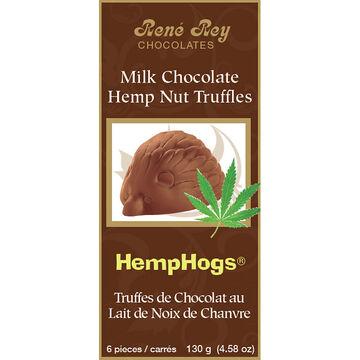 Rene Rey Milk Chocolater Hemphogs - 130g