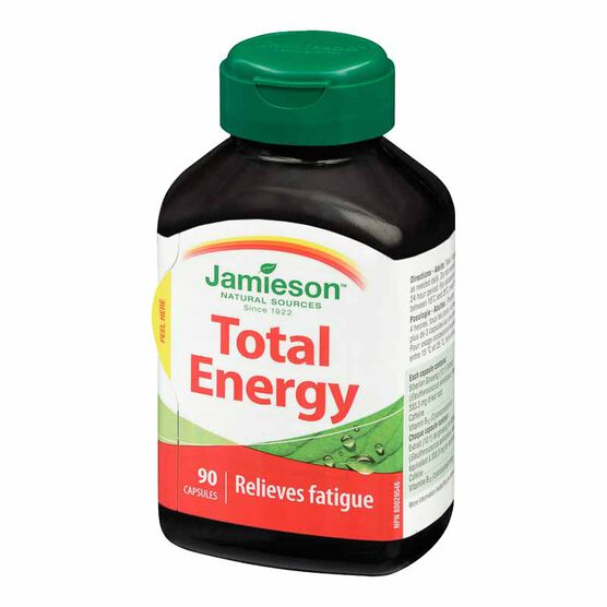 Jamieson Total Energy - 90's