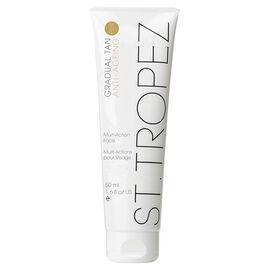 St. Tropez Gradual Tan Anti Aging Face Cream - 50ml