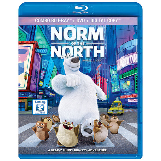 Norm of the North - Blu-ray
