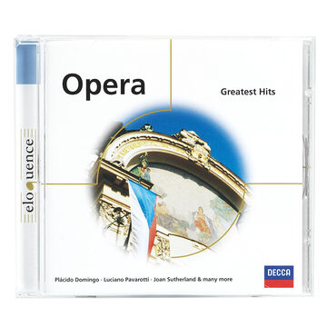 Various Artists - Opera: Greatest Hits - CD