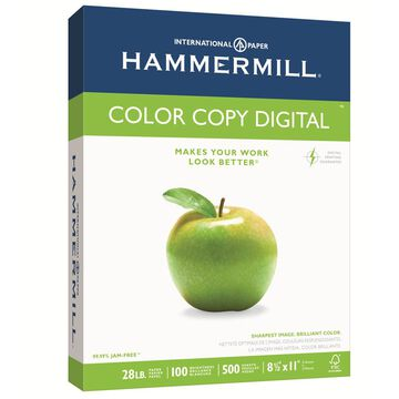 Hammermill Color Copy Paper -  8.5 x 11 inch - 500 sheets - 102467