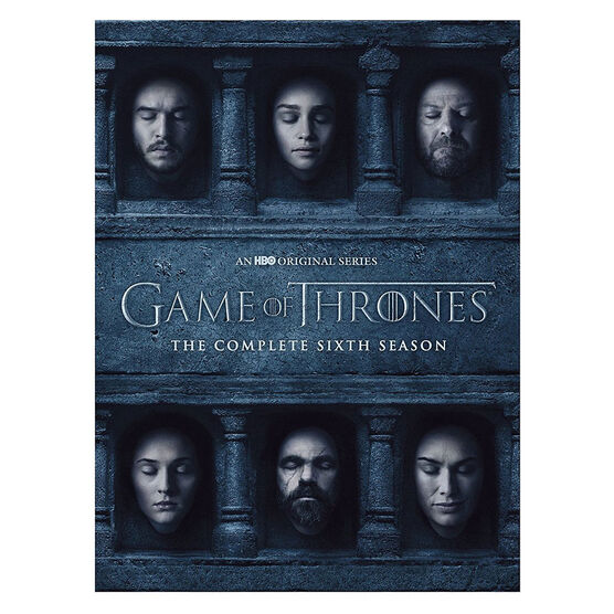 Game Of Thrones: Season Six - DVD