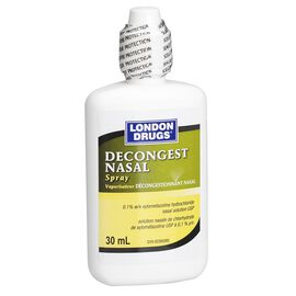 London Drugs Decongest Nasal Spray - 30ml