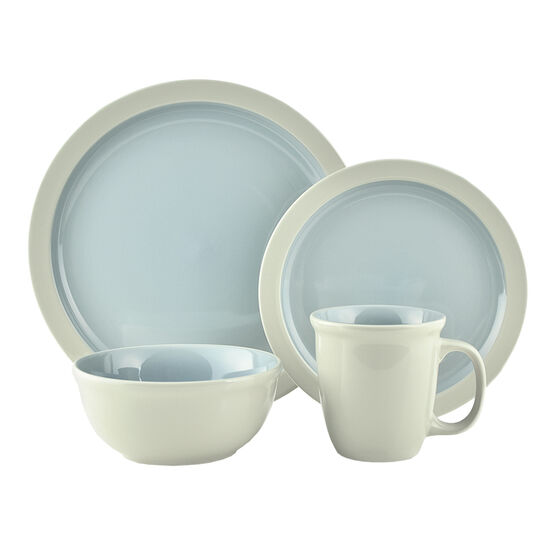 Thomson Mali Dinnerware - Stone - 16 piece