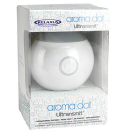 Relaxus Ultra Sonic Aroma Dot Ionic Diffuser  - 517147