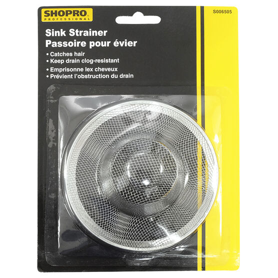 Shopro Sink Strainer - Metal Mesh