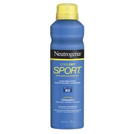 Neutrogena CoolDry Sport Sunscreen Spray - SPF60 - 155g