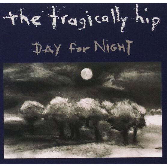The Tragically Hip - Day For Night - CD