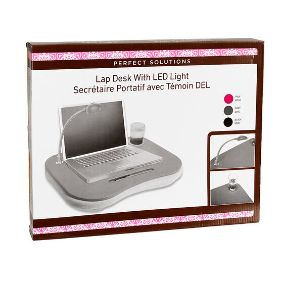 Laptop Desk with Cup Holder - Assorted - PSLD005LD1