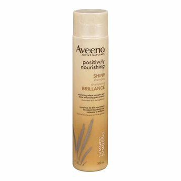 Aveeno Positively Nourishing Shine Shampoo - 310ml