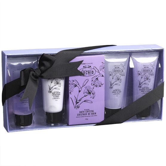 PurePleasure Gift Box Set - Midnight Orchid - 5 piece