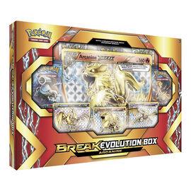 Pokemon Break Evolution Box featuring Arcanine