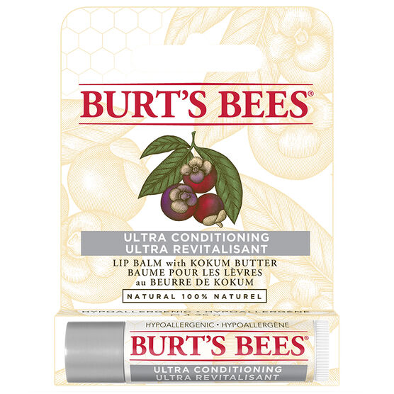 Burt's Bees Lip Balm Ultra Conditioning  - 4.25g