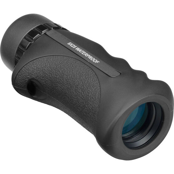 Clear Vision 8x25 Investigator Scope - Black - CV05-0825