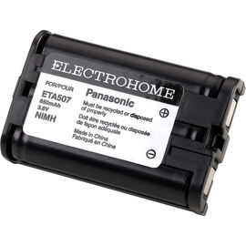 Electrohome Cordless Phone Battery - ETA507