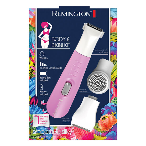 Remington Womens Body and Bikini Grooming Kit - WPG4020CDN/2
